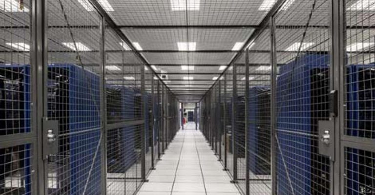 Private cage colocation at Factory Datacenter Roermond Netherlands
