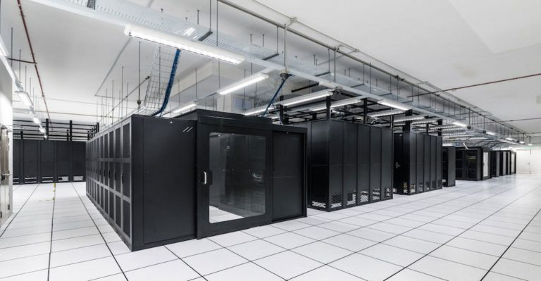 Secure Data Center Colocation Facilities