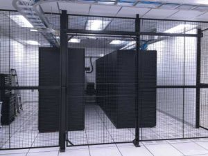 Datacenter colocation cage